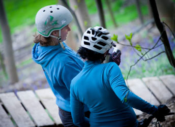 MTB Courses and mountain bike instruction